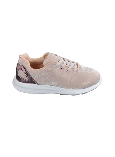 Cool 20-S05 Gümüş Çocuk Spor Ayakkabı Altın